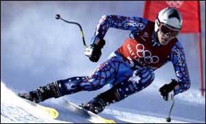 BBC Sport's skiing expert Martin Bell looks back at the men's combined and how Bode Miller came close to delighting his home crowd.
