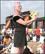 The Reading Festival is run by Mean Fiddler
