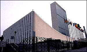The United Nations in New York