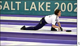 Great Britain's Deborah Knox in action