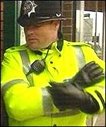 Police officer, North Wales Police