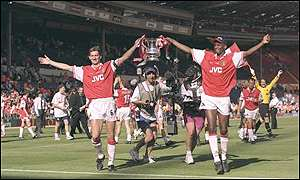 Arsenal would like a repeat of their last FA Cup meeting with Newcastle