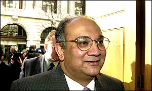 Keith Vaz, former Europe Minister