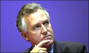 Peter Hain, Europe Minister
