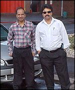 Rajinder Kumar-Mehta, a former troubleshooter at the plant