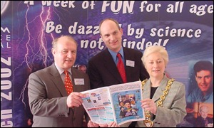 Science festival launch