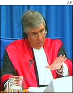 Judge Richard May