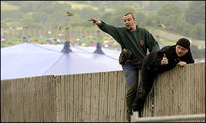 Bbc News Music Glastonbury 2002 Is Safe