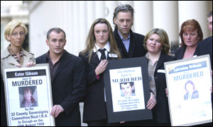Bob Geldof and Barry McGuigan are supporting campaign