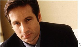 David Duchovny was in eight series of the X-Files