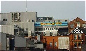Wrexham Lager Brewery