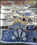 The Park Guell