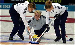 The GB women's curling team is more than a bunch of broom-pushing housewives
