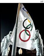 Открытие Олимпиады-2002