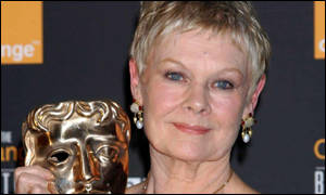 Dame Judi is a winner but can she repeat the feat at the Oscars?