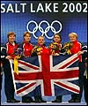 The women curlers brought home gold for Britain