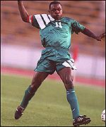 Kalusha Bwalya and Kilambe were at CAN 2000
