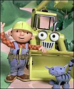 Bob the Builder fans can build their own truck on CBeebies