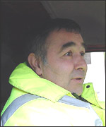 Ruggero Cordani, 49, of Sutton, south west London, Arriva bus mechanic
