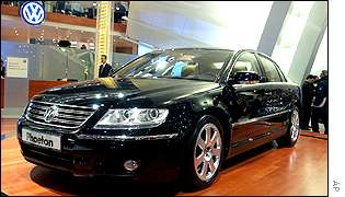The VW Phaeton