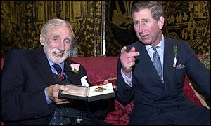 Prince Charles was a big fan of Milligan