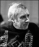 Spike Milligan in 1972