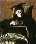 Milligan appeared in BBC drama Gormenghast