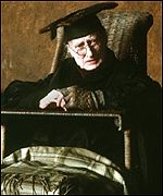 Milligan appeared in the BBC drama Gormenghast
