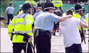 Hooliganism at Cardiff City