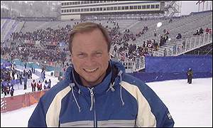 BBC's Michael Peschardt will present coverage of the Winter Paralympics
