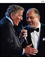 Tony Bennett and Billy Joel