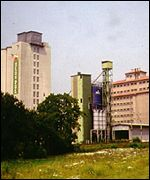 Industrial city in Eastern Slovakia
