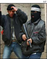 Member of the Al-Aqsa Brigade