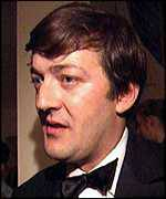 [ image: Stephen Fry: Supports the campaign]
