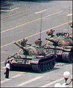 [ image: Tiananmen Square in 1989: pro-democracy movement crushed]