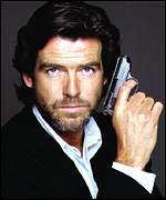 [ image: Pierce Brosnan: Can't wait for Christmas]