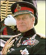 [ image: Prince Philip launched a hearing test campaign earlier this year]