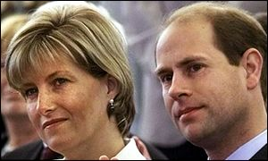 Sophie and Prince Edward