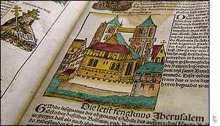 Pages from the Nuremberg Chronicle