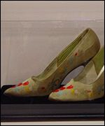 Marilyn Monroe's shoes