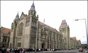 The Victoria University of Manchester