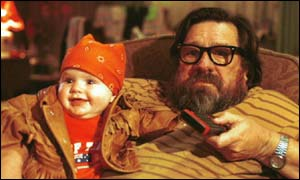 TV couch potato Jim Royle, played by Ricky Tomlinson