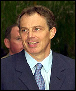 Tony Blair has written to Mr Bush and spoken to him on the phone about steel tariffs