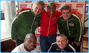 Some of the stars backing Sport Relief