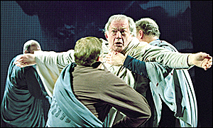 A RSC production of Julius Caesar
