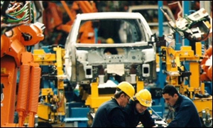car assembly line, Ford