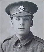 Jack Davis as a young soldier