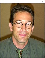 Wall Street Journal correspondent Daniel Pearl