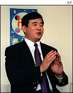 Li Hongzhi, photographed in 1999