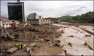 huracan mith en honduras: